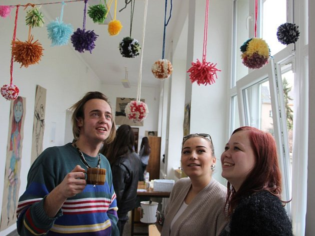 Literární kavárna  Gymnázia Jana Blahoslava a Střední pedagogické školy v Přerově