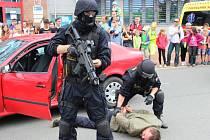 Akce Občan a bezpečnost na přerovském výstavišti