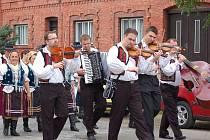 Cyrilometodějské slavnosti v Radslavicích
