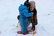 Zimní hry v Dřevohosticích
