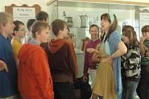 Animační program zaměřený na lidová řemesla v Muzeu Komenského