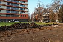 Přerovští archeologové začali s výzkumem lokality v areálu nemocnice na přelomu listopadu a prosince. Hned na počátku se jim podařilo nalézt doklady nejstaršího osídlení města.