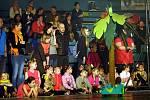 Nejlepší tanečníci z Olomouckého a Zlínského kraje se sjeli v sobotu do přerovské haly TJ Spartak. Bojovali o postup do zemského a poté do celostátního kola taneční soutěže MČR tanečních skupin Czech Dance Masters 2018.