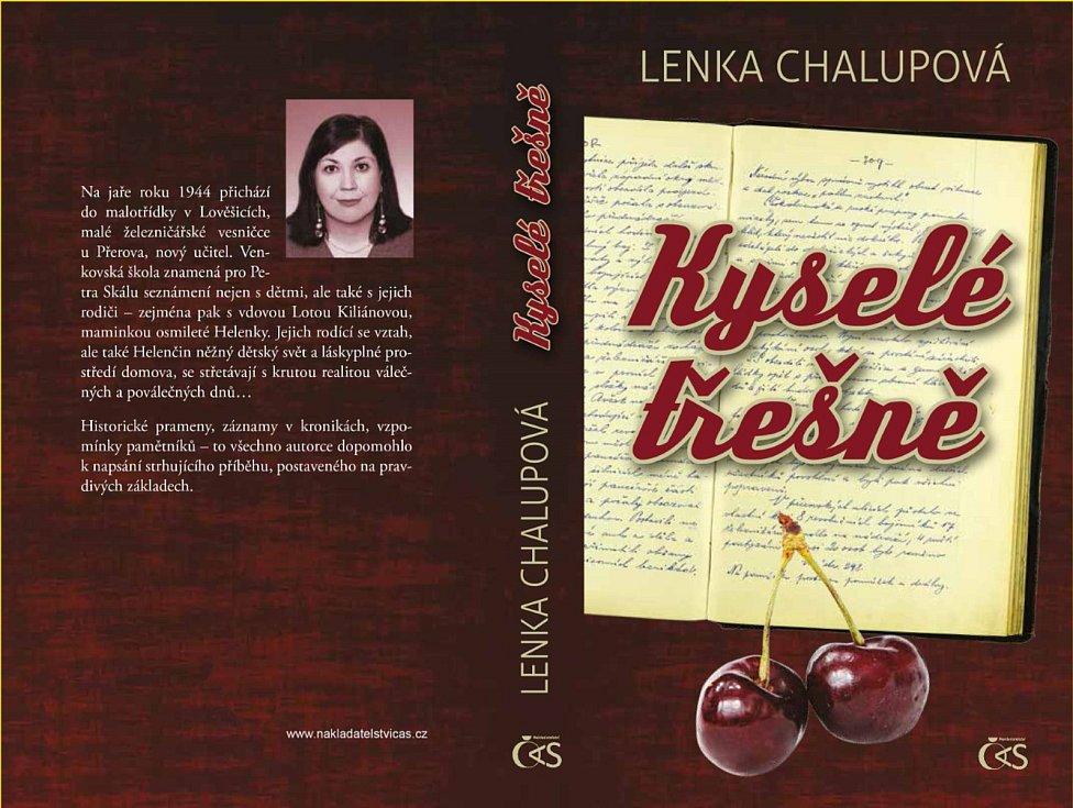 Kyselé třešně - tak se jmenuje nová kniha přerovské spisovatelky Lenky Chalupové. Líčí události konce druhé světové války v Přerově a dotkne se i masakru na Švédských šancích, při kterém bylo v noci z 18. na 19. června 1945 zavražděno na 267 nevinných kar
