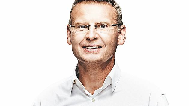 Lídr ANO Petr Měřínský ON-LINE