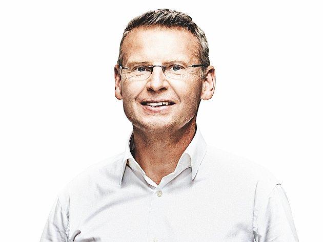 Petr Měřínský, lídr ANO pro komunální volby v Přerově 2018