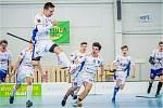 Dorostenci FBC Přerov se postarali o velký úspěch na jednom z největších tuzemských turnajů Prague Floorball Cup. Foto: PFC