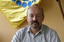 Oldřich Šnajdárek, starosta obce Klokočí