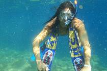 foto č. 8 - Ve vodě