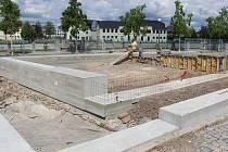 Výstavba nového památníku v lokalitě Na Marku v Přerově