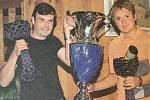Tenisová akademie Petra Huťky v minulosti. Vítězové z roku 2007.