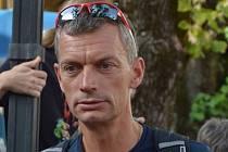Přerovský triatlet Jaroslav Hýzl