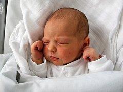 Anička Špilerová, Přerov, narozena dne 6. února 2013 v Přerově, míra: 50 cm, váha: 3 178 g