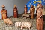 Výstava betlémů na přerovském zámku