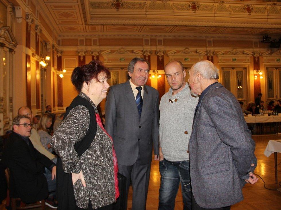 Zasedání městského zastupitelstva v Přerově
