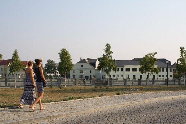 Současný stav lokality Na Marku vPřerově