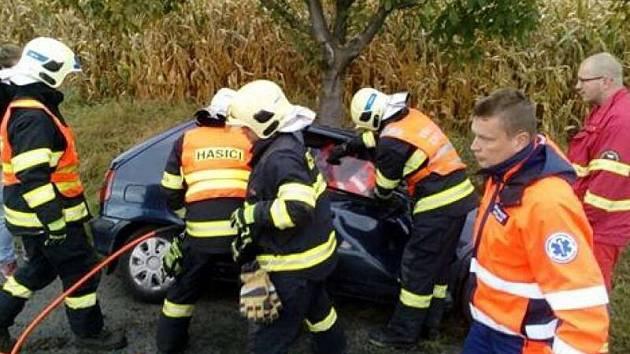 Nehoda felicie u Staré Vsi