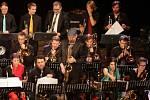 Československý jazzový festival v Přerově - českoamerický Big Band Letní jazzové dílny ve Frýdlantu