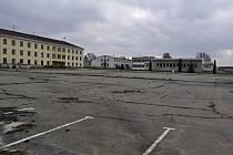 Objekty v areálu bývalých Želatovských kasáren v Přerově