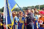 Mistrovství mladých hasičů se konalo v sobotu v Přerově. Nejúspěšnějším týmem se staly Lobodice, které vyhrály pohár primátora v požárním útoku v obou kategoriích.