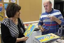 Mezi členy Rotary Club Přerov patří například Marie Dytrychová ze zvonařské rodinné dílny v Brodku u Přerova.