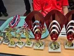 Futsalový Božkov Cup v Kojetíně.