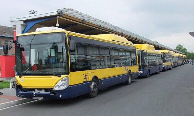Nové autobusy přerovské MHD