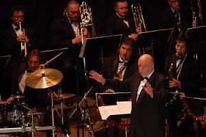 Vánoční koncert orchestru Václava Hybše v Přerově