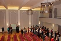 Slavnostní otevření kulturního domu Echo v Lipníku