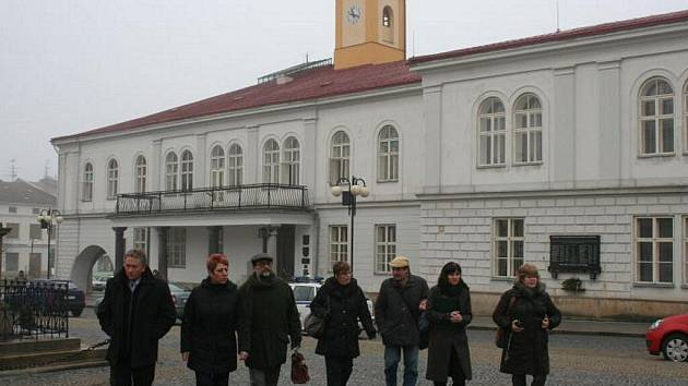 Lipník nad Bečvou navštívila 19. ledna porota z Olomouckého kraje, která hodnotila opravy památek. Porotci si prošli náměstí, zámecký areál i okolí hradeb