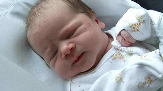 V Přerově si počkali na první miminko letošního roku až do 2. ledna. V 8 15 se narodila manželům Navrátilovým z Oseku nad Bečvou holčička Adélka.