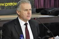 Přerovský primátor Jiří Lajtoch