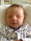 Michal Zahradník, Troubky, narozen 23. října 2018 v Přerově, míra 52 cm, váha 3370 g