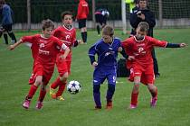 V Želatovicích se uskuteční tradiční turnaj fotbalové mládeže