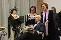 Přerovské ochotnické divadlo Dostavník slavilo čtyřicet let své existence