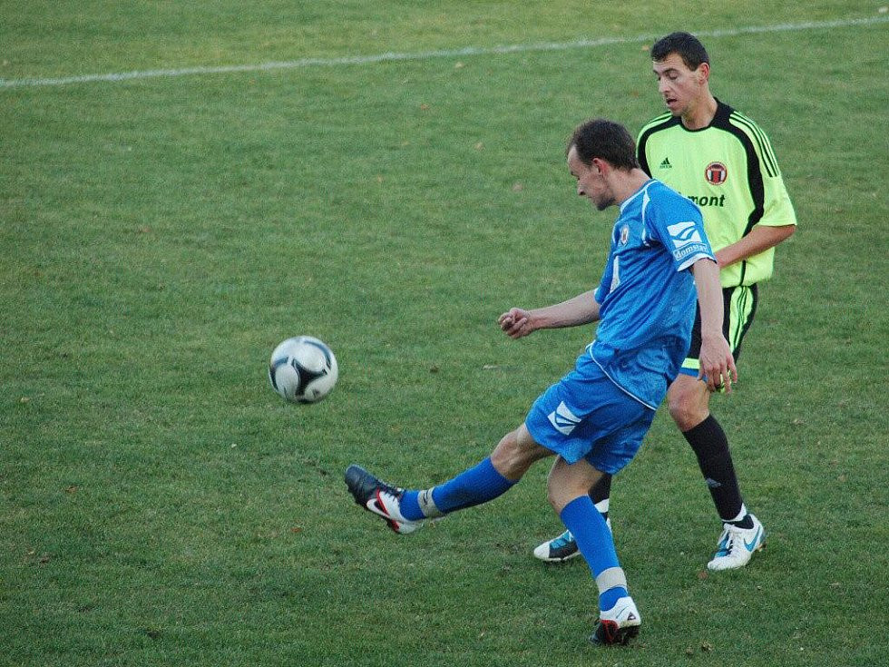 1.FC Viktorie Přerov vs. FC Slovácká Sparta Spytihněv