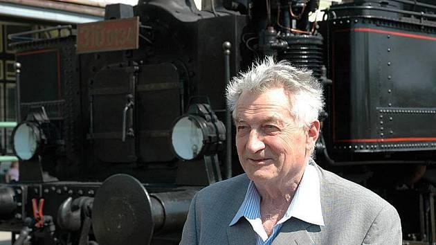 Malíř Jiří Bouda