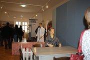 Vernisáž výstavy Šejdíři a šizuňkové v Muzeu Komenského v Přerově