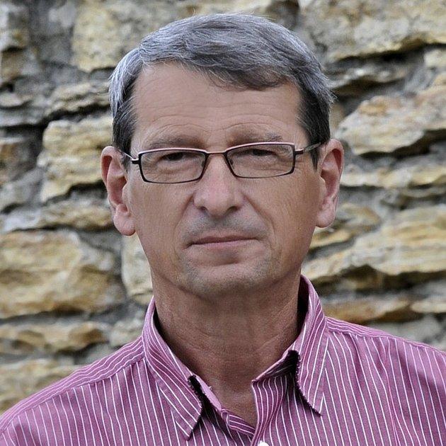 Lídr ČSSD vPřerově Radovan Rašťák