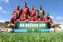 RK Božkov Cup 2013 -1.místo - FC Hajduk Malenovice