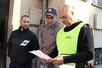 Práci obyvatelům sociálně vyloučených lokalit nabízí agentura, která uspořádala tento týden v Přerově nábor. Zájem ale nebyl příliš velký.