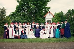 Přerovští Hanáci letos založili novou tradici, pouť do Lýsek.