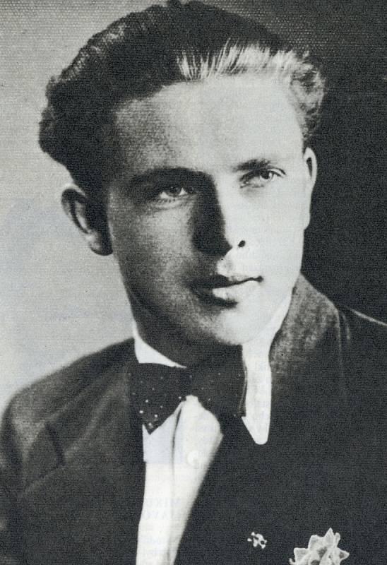 Václav Mikolášek patřil k zakládajícím členům partyzánské skupiny ve Velké Bystřici.