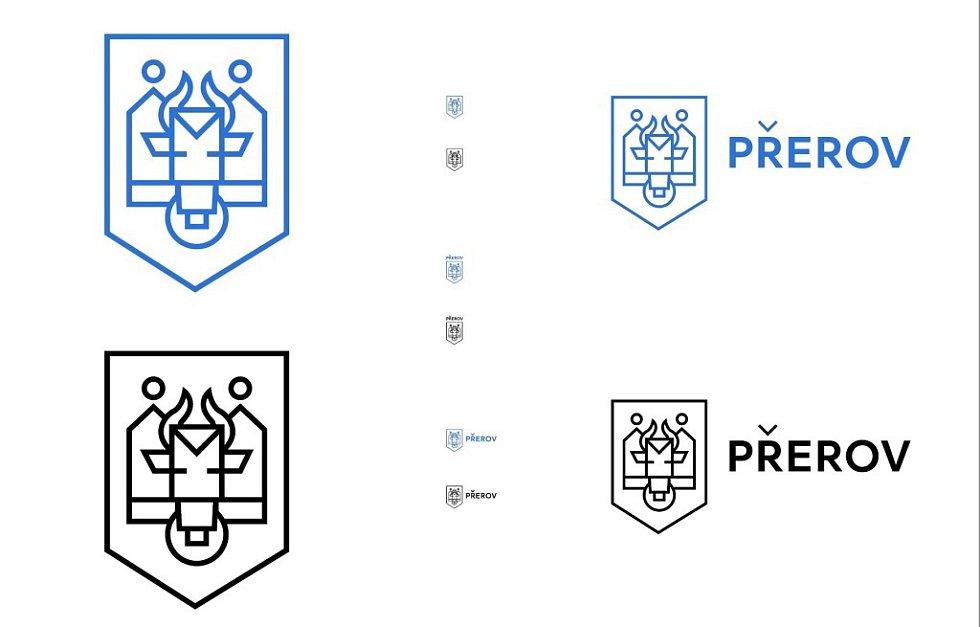 Přerov vybírá nové logo – návrh číslo 4.
