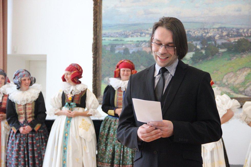 Výstava Poklady z hůry aneb Jak se žilo na Hané začala ve čtvrtek v podvečer v Muzeu Komenského v Přerově.