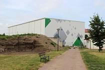Nová víceúčelová sportovní hala v Kojetíně