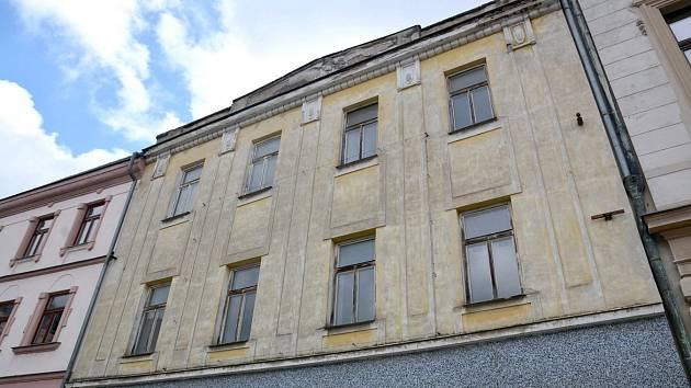 Budova na náměstí T. G. Masaryka 8 v Přerově