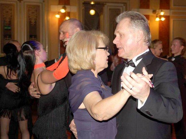 Ples primátora v Přerově