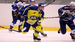 Mladší dorostenci HC Zubr Přerov na finálovém turnaji extraligy proti Plzni