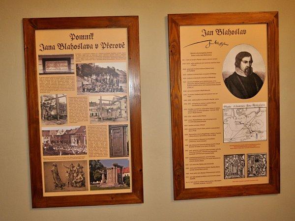 Výstava, věnovaná osobnostem jednoty bratrské vPřerově – J. A. Komenskému a J. Blahoslavovi, je kvidění vprostorách Muzea Komenského vPřerově.